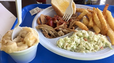 Photo of BBQ Joint Johnny's Bar-B-Q at 1710 Cleveland Hwy, Gainesville, GA 30501, United States