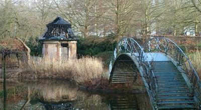 Photo of Park Dijlepark at Zwarte-zustersstraat, Leuven 3000, Belgium