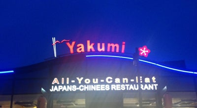 Photo of Japanese Restaurant Yakumi at Vierwiekenplein 105, Oud-Beijerland 3262 AP, Netherlands