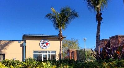 Photo of Baseball Field Bobby Mattick Training Center at Englebert Complex at 1700 Solon Ave, Dunedin, FL 34698, United States