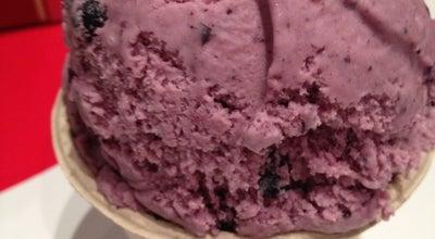 Photo of Ice Cream Shop Moo's Gourmet Ice Cream at 110 Center St, Jackson, WY 83001, United States