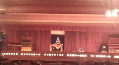 Photo of Temple Pomona Masonic Lodge at 281 E 4th St, Pomona, CA 91766, United States