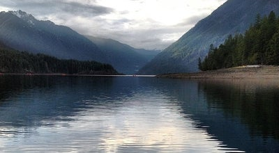 Photo of Lake Lake Cushman at N Lake Cushman Rd, Hoodsport, WA, WA USA, United States