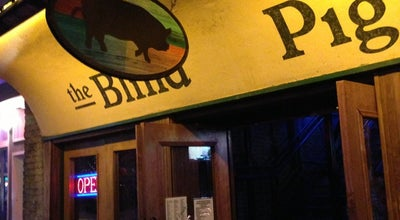 Photo of Bar The Blind Pig Pub at 317 E 6th St, Austin, TX 78701, United States