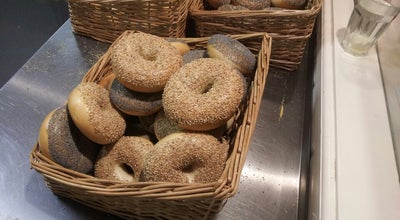 Photo of Bagel Shop Better Bagels at Lange Mare 96, Leiden 2312 GT, Netherlands