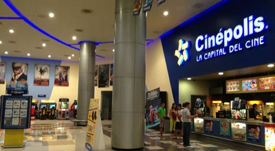 Photo of Movie Theater Cinépolis at Boulevard De Las Naciones No. 1813, Acapulco de Juárez, GRO 39897, Mexico