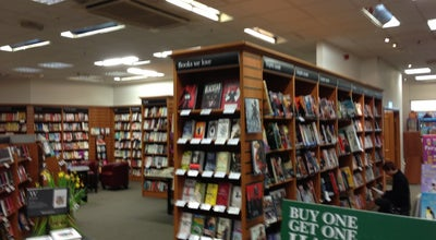 Photo of Bookstore Waterstones at Milton Keynes MK9 3GA, United Kingdom