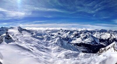 Photo of Ski Area Kitzsteinhorn (3029 m) at Kesselfallstr., Kaprun 5710, Austria