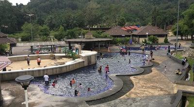 Photo of Hot Spring Pusat Rekreasi Air Panas Ulu Legong at Kg Ulu Legong, Baling, Malaysia