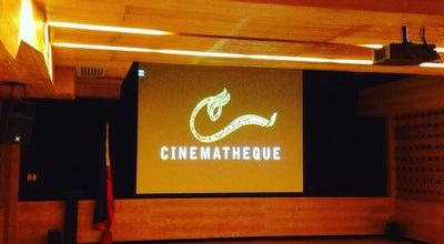 Photo of Indie Movie Theater Cinematheque Center Manila at T.m Kalaw St., Manila, Philippines