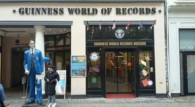 Photo of Tourist Attraction Guinness World Records Museum at Østergade 16, Copenhagen 1100, Denmark