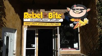 Photo of Italian Restaurant Rebel Bite at 649 E Broadway, Long Beach, CA 90802, United States