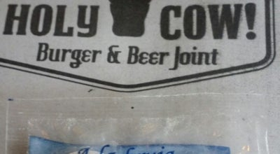 Photo of Burger Joint Holy Cow Burger & Beer Joint at Blvd. Kino, Hermosillo, Mexico