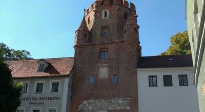 Photo of Monument / Landmark Kreuztor at Kreuzstraße, Ingolstadt 85049, Germany