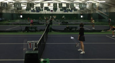 Photo of Tennis Court willows racquet club at 815 Turnpike St, North Andover, MA 01845, United States