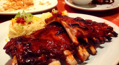 Photo of Steakhouse Tony Roma's Ribs, Seafood, & Steaks at Px Pavilion @ The St. Moritz, 1st, Jakarta Barat 11610, Indonesia