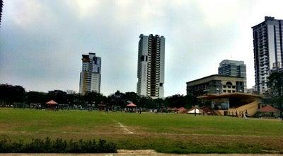 Photo of Soccer Field UST Football Field at España, Manila, Philippines
