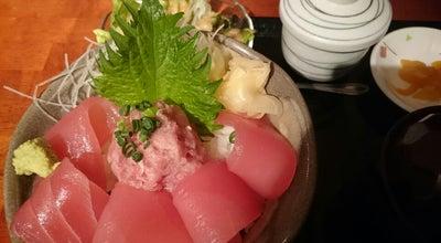 Photo of Sushi Restaurant 海鮮市場めし えにし家 at 篠ノ井東福寺956, 長野市 388-8002, Japan