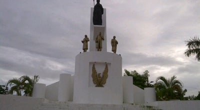 Photo of Monument / Landmark Monumento A La Independencia at Av. Alvaro Obregón, Chetumal, Mexico