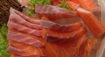 Photo of Sushi Restaurant Hatyai Sashimi at Thailand