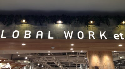 Photo of Boutique GLOBAL WORK et at Japan