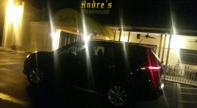 Photo of Steakhouse Andre's Steak House at 2800 Tamiami Trl N, Naples, FL 34103, United States