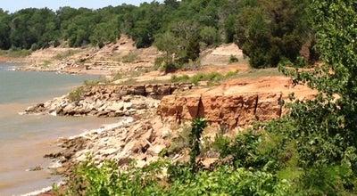 Photo of Trail North Shore Trail at Grapevine Lake at Grapevine, TX, United States