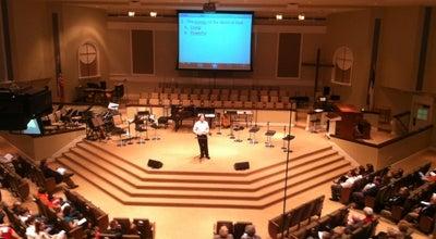 Photo of Church Wynnbrook Baptist Church at 500 River Knoll Way, Columbus, GA 31904, United States