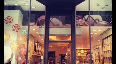 Photo of Chocolate Shop Godiva at 52 W. 50th @ 30 Rockefeller Plaza, New York, NY 10020, United States
