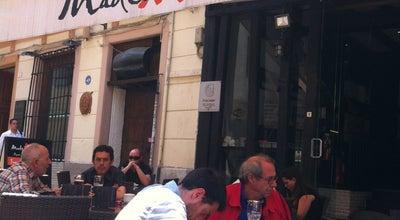 Photo of Cafe Madeinterranea Food and Wine at Plza. Uncibay, 3, Málaga 29008, Spain