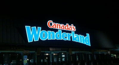 Photo of Theme Park Canada's Wonderland at 9580 Jane St., Vaughan, ON L6A 1S6, Canada