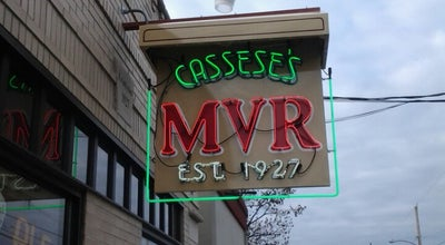 Photo of Italian Restaurant Cassese's MVR at 410 N Walnut St, Youngstown, OH 44505, United States