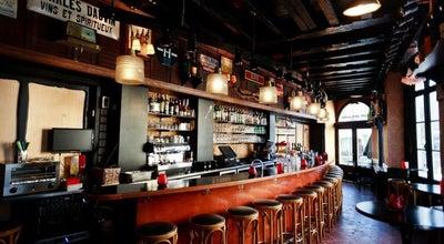 Photo of Cocktail Bar Bar des Amis at Onze-lieve-vrouwestraat 2, Kortrijk 8500, Belgium