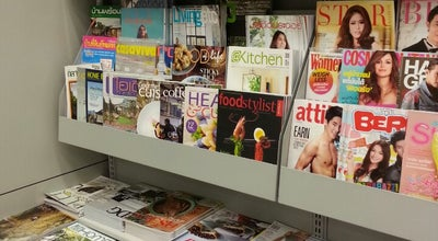 Photo of Bookstore SE-ED book center at Lotus Nakhonsawan, Thailand