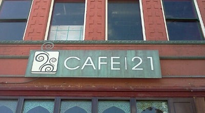 Photo of Cafe Cafe 21 at 802 5th Ave, San Diego, CA 92101, United States