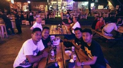 Photo of Wine Bar Liquid Bar & Kitchen at Jalan Magelang Km 4,5 No. 158, Sleman 55280, Indonesia