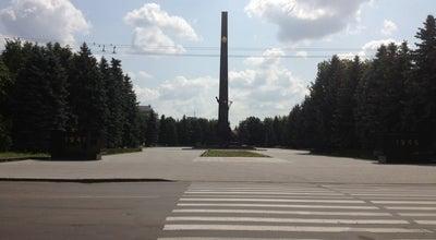 Photo of Monument / Landmark Меморіал вічної слави at Просп. Перемоги, Луцьк 43005, Ukraine