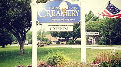 Photo of Ice Cream Shop Cape Cod Creamery of Hyannis at 645 Falmouth Rd, Hyannis, MA 02601, United States