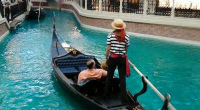 Photo of Boat or Ferry Gondola Ride at 3377 Las Vegas Blvd S, Las Vegas, NV 89109, United States