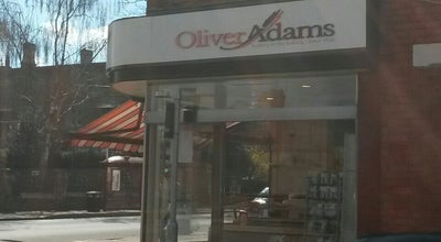 Photo of Bakery Oliver Adams at 12 Kingsley Park Terrace, Northampton NN2 7HG, United Kingdom