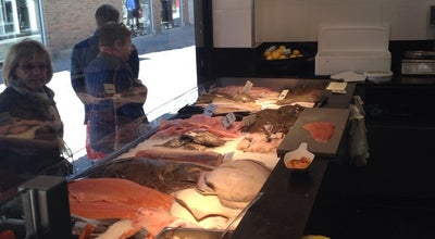 Photo of Fish Market Vishandel Luk at Groentemarkt 14, Oostende 8400, Belgium