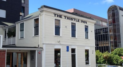 Photo of Gastropub The Thistle Inn at 3 Mulgrave St, Wellington, New Zealand