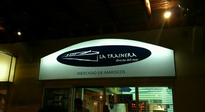Photo of Seafood Restaurant La Trainera at Boulevard De Las Naciones, Interior Centro Comercial La Joya, Acapulco, Mexico