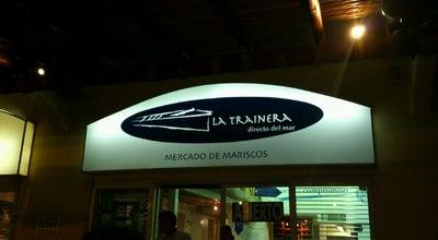 Photo of Seafood Restaurant La Trainera at Boulevard De Las Naciones, Interior Centro Comercial La Joya, Acapulco, Mexico