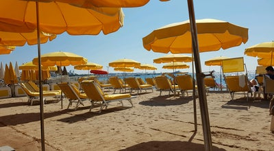 Photo of Beach Plage L'Ondine at Boul. De La Croisette, Cannes 06400, France