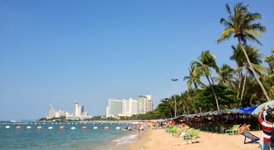 Photo of Beach Pattaya Beach Walk (พัทยาบีชวอร์ค) at Pattaya Sai Nueng Rd, Bang Lamung 20150, Thailand