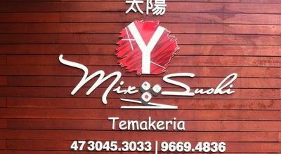 Photo of Japanese Restaurant MIX SUSHI TEMAKERIA at Rua José Eugenio Muller 477, ITAJAÍ 88303-170, Brazil