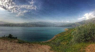 Photo of Lake Чарвак at Uzbekistan