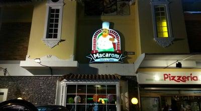 Photo of Italian Restaurant Macaroni Pizza & Grill at Caracas 1080, Venezuela