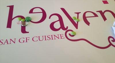 Photo of Gluten-free Restaurant Heavens Artisan GF Cuisine at Canada